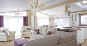 Static Caravan Interior | Whitehouse Leisure Park