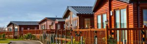 Holiday Lodges on Whitehouse Leisure Park