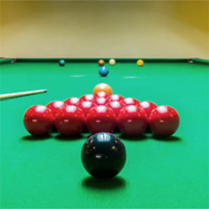 Snooker | Whitehouse Leisure Park