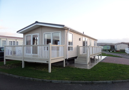 Static Caravans and Lodges in North Wales