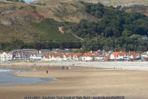 Clean Coast Week in North Wales