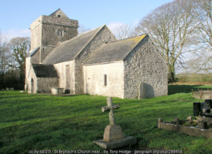 Churches near holiday parks in North Wales